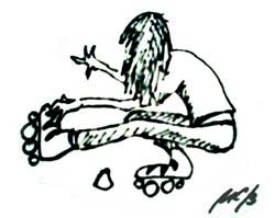Фристайл-слалом